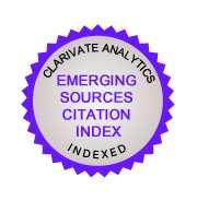 El Anuario en el Emerging Sources Citation Index | Anuario español de  Derecho internacional privado