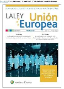 portada La Ley UE 57 (2)
